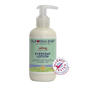 California Baby Calming Everyday Lotion