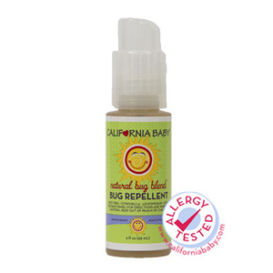 California Baby Natural Bug Blend Bug Repellent Spray