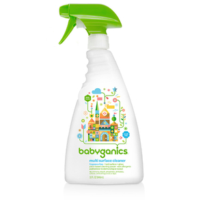 BabyGanics Multi Surface Cleaner, Fragrance Free