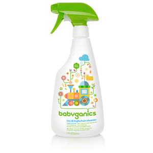 BabyGanics Toy & Highchair Cleaner, Fragrance Free