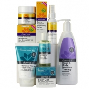 Derma E New Mom's Pampering Set