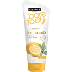 Freeman Lemon + Sage Foot Scrub