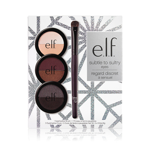 E.L.F. Subtle to Sultry Eyes Set