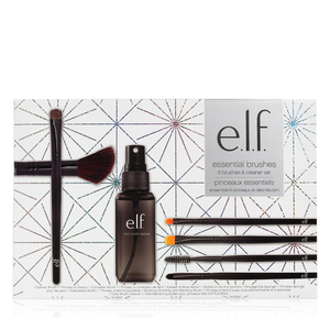 E.L.F. 6 Piece Brush Essentials Set