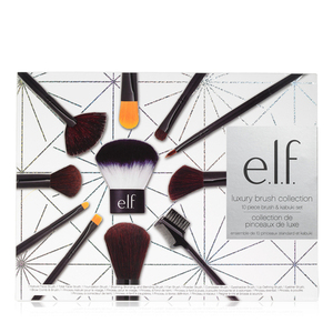 E.L.F. 11 Piece Luxury Brush Collection