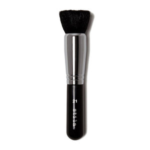 Stila #21 Double Duty Cheek Contour And Blush Brush