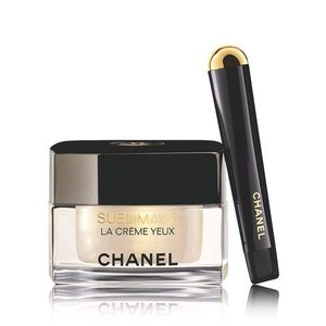 Chanel Sublimage La Creme Yeux Limited Edition with Massage Tool