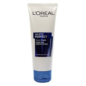 L'Oreal Paris White Perfect Purifying & Brightening Milky Foam