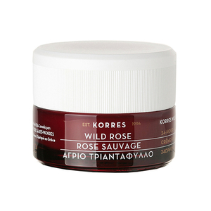 Korres Wild Rose 24-Hour Moisturising & Brightening Cream