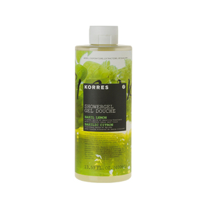 Korres Basil Lemon Showergel