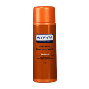 Acnefree Severe Anti-Acne Cleanser Wash
