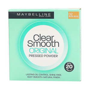 Maybelline New York Clear Smooth Original Pressed Powder