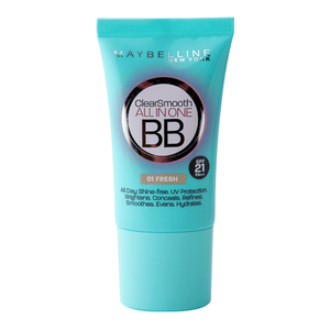 Maybelline New York Clear Smooth All In One BB Cream
