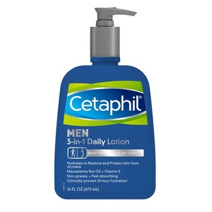 Cetaphil Men 3-in-1 Daily Lotion