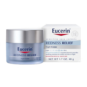 Eucerin Redness Relief Night Creme