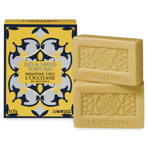L'Occitane Welcome Home Soaps Duo