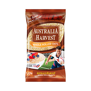 Australia Harvest Whole Rolled Oats 1.2kg