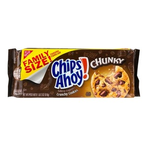 Chips Ahoy! Real Chocolate Chunk Cookies Chunky 510g