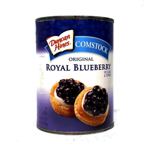 Duncan Hines Comstock Original Royal Blueberry 595g
