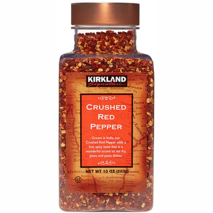 Kirkland Signature Crushed Red Pepper 283g