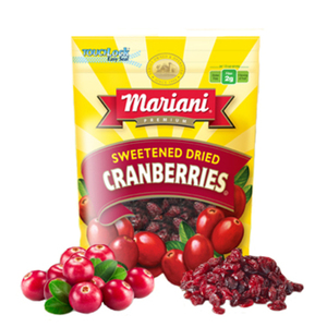 Mariani Premium Sweetened Dried Cranberries 850g