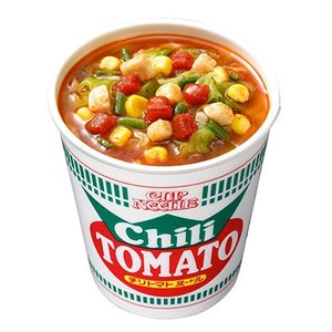 Nissin Cup Noodles Chili Tomato 75g