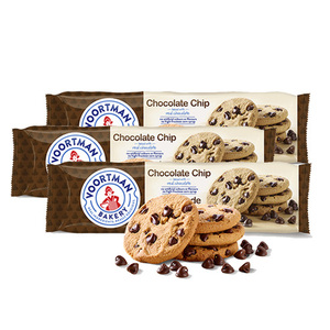Voortman Bakery Chocolate Chip Baked With Real Chocolate 3 Pack (350g per pack)