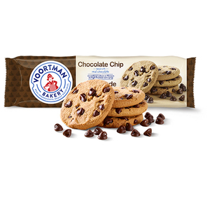 Voortman Bakery Chocolate Chip Baked With Real Chocolate 6 Pack (350g per pack)