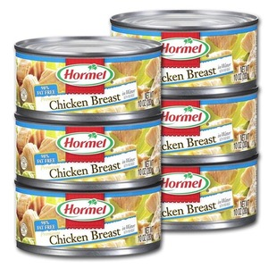 Hormel Premium Chicken Breast 98% Fat Free 6 Pack (283g per pack)