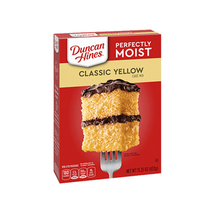 Duncan Hines Classic Yellow Cake Mix 432.33g