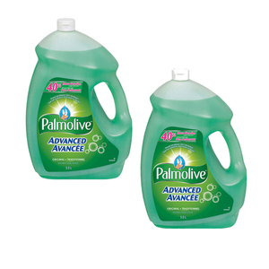 Palmolive Dishwashing Liquid Advance Original 2 Pack (5L per container)