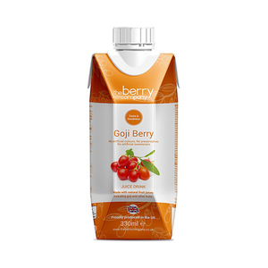 The Berry Company Goji Berry Fruit Juice 330ml