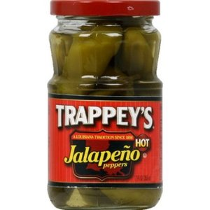Trappey's Hot Jalapeno Pepper 340g