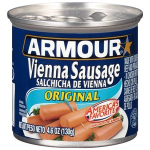 Armour Star Vienna Sausage Original 130g