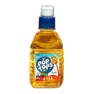 Pop Tops Apple Juice 250ml