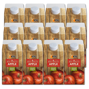 Ripe 100% Apple Juice 12 Pack (1L per pack)