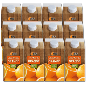 Ripe 100% Orange Juice 12 Pack (1L per pack)