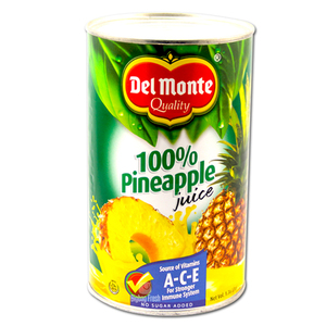Del Monte Pineapple Juice 1.36L