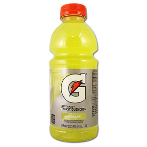 Gatorade G Series Lemon Lime 591ml