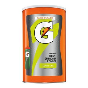Gatorade Lemon Lime Powder 1.8kg