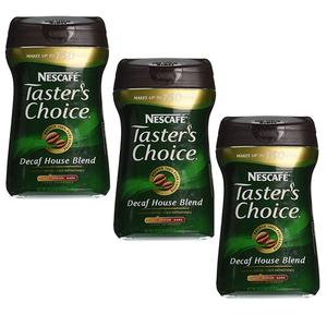 Taster's Choice DeCaffeinated Coffee 3 Pack (283g per pack)
