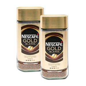 Nescafe Gold Coffee 2 Pack (175g per bottle)