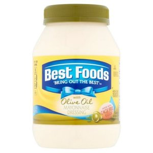 Best Foods Mayonnaise Dressing with Olive Oil 425g