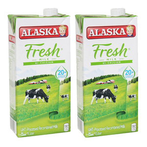 Alaska Fresh Milk 2 Pack (1L per pack)