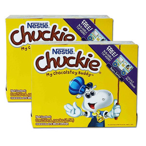 Nestle Chuckie Chocolate Drink 2 Pack (6's per pack)