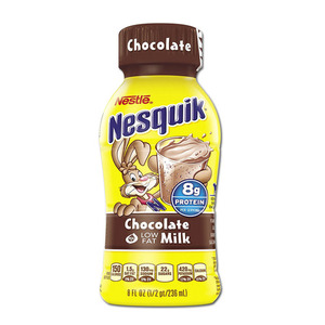 Nestle Nesquik Chocolate Milk 236ml