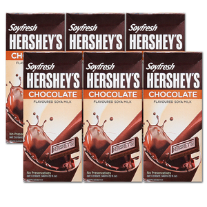 Hershey's Soyfresh Chocolate 6 Pack (946ml per pack)