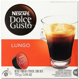 Nescafe Dolce Gusto Caffe Lungo 16 Count
