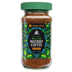 Member's Mark Coffee Instant Decaf 340g
