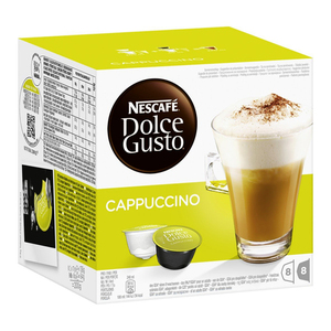 Nescafe Dolce Gusto Cafe Cappuccino 16 Count